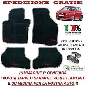 VOLKSWAGEN LUPO Tappetini su Misura Personalizzati Tappeti Auto OFFERTA SPECIAL!