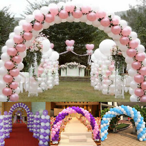 Shop sale promotion wedding event party decor balloon arch for Balloon arch decoration kit