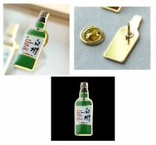 HAKUSHU 12 YEAR YR PIN LAPEL SUNTORY YAMAZAKI HIBIKI BOTTLE JAPANESE Whisky