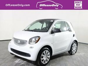 2016 Smart fortwo Pure Coupe RWD
