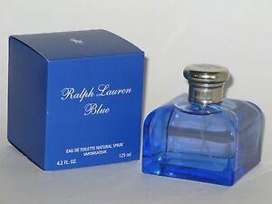 ralph lauren blue eau de toilette for women 4 2 oz 125ml. Black Bedroom Furniture Sets. Home Design Ideas