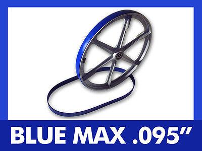 2 BLUE MAX ULTRA DUTY URETHANE BAND SAW TIRE SET FOR RYOBI HBS-230L BAND SAW