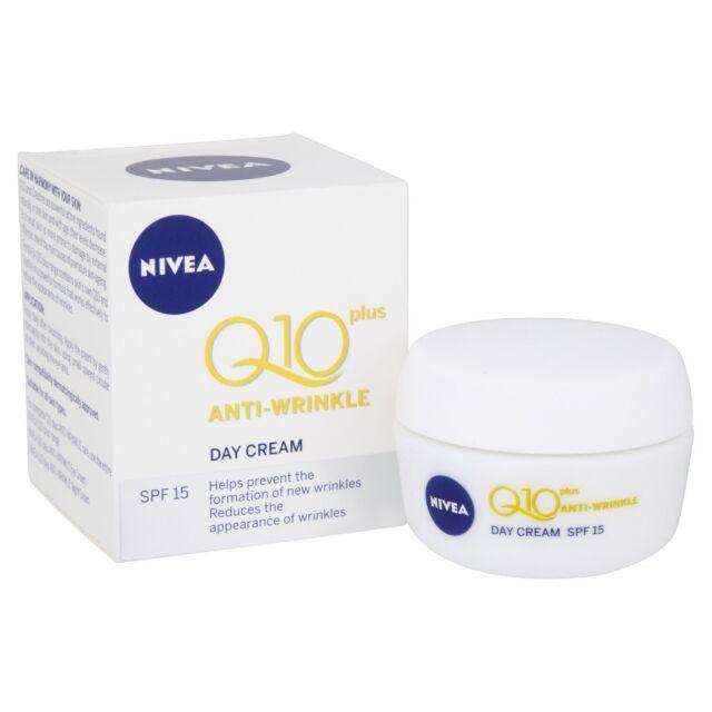 Nivea Visage Q10 Plus Anti-Wrinkle Day Cream 50ml