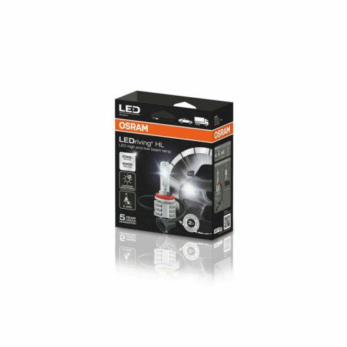 2x H11 LED OSRAM LEDriving HL GEN2 6000K Leuchtmittel 67211CW 711