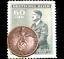 Rare-Old-WWII-German-One-Reichspfennig-Copper-amp-Stamp-Authentic-WW2-Artifacts thumbnail 1