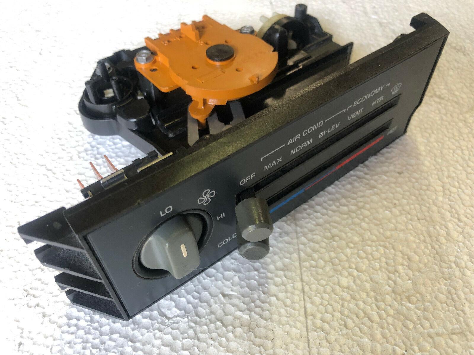 Reconstruído 87-92 Firebird Trans-am A//C Aquecedor Controle Temperatura clima Ac 1987