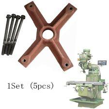 1x Milling Machine Part J Head Spider Amp 4x Bolt For Column Bridgeport Mill Set