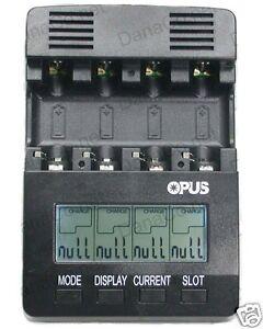 BT-C2400 V2.2 Battery Charger Analyzer Tester NiMH NiCd AA AAA 12 Volt BT-C2000