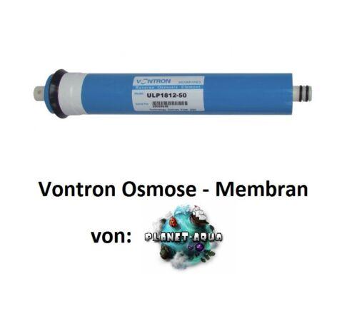accessoires et 50 GPD Membrane Osmose Inverse Osmose Inverse appendice Filtres de rechange 5 niveaux