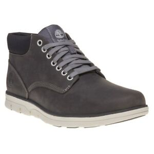 Leather Boots Grey Timberland Up Lace New Chukka Mens Ebay Bradstreet qnBwqp4X