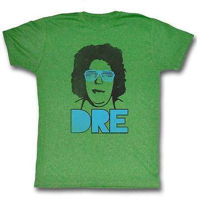 Andre The Giant With Funny Sunglasses Adult T Shirt WWE Wrestling