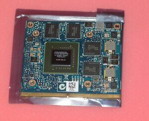 NVIDIA-QUADRO-K2100m-2GB-N15P-Q3-A1-HP-734277-001-MXM-3-1-Graphics-Card