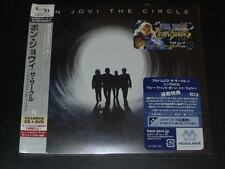 Circle [CD+DVD] [Digipak] by Bon Jovi -Special Japan Edition
