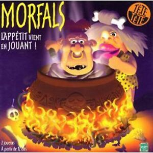 Jeu de société Morfals - L'appétit vient en jouant - Hasbro