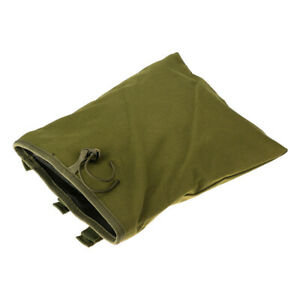 Molle-Tactical-Magazine-Dump-Drop-Pouch-Utility-Gun-Ammo-Bag-Hunting-Mag-Pouch