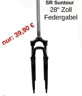 "NEX-DS-700C SR Suntour Federgabel SF13 Disc 28/"" Zoll NEU 63mm Federweg"