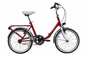 Dettagli Su Bici Bicicletta Graziella 20 Pieghevole Belle Epoque Spedizione Gratuita