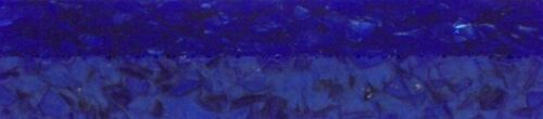 "Saphire Blue Acrylic Pen Blank 3//4/"" x 5/"" Blanks E-Vap 1 pc"