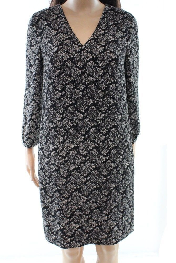 Essential Antwerp Dress damen Größe Medium 38 Printed Shift Tunic NWT