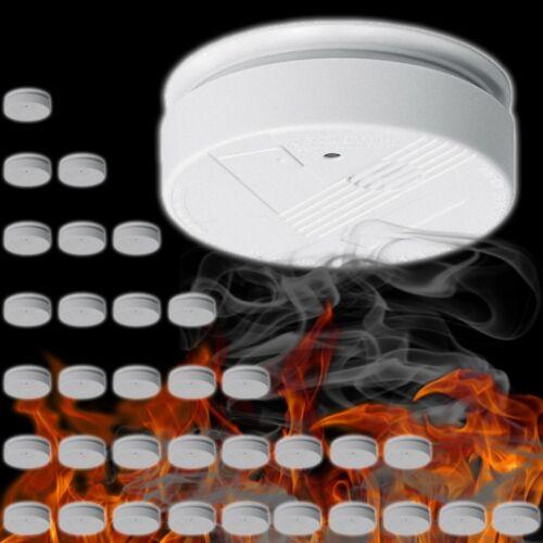 Fotoelektronischer Rauchmelder RA260 Pentatech Brand Feuer Wärme Detektor Melder