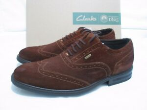 15e910303982a Image is loading NEW-MENS-CLARKS-FALL-HARD-GORETEX-BROGUES-SHOES-