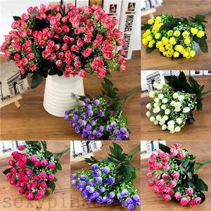 Floral-Home-Decoration-New-Bridal-Wedding-Silk-Flowers-Party-Bouquet-Hydrangea