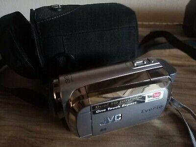 Jvc Camcorder Gz-ms95se Wie Neu Mit Tasche Zahlreich In Vielfalt Foto & Camcorder Camcorder-teile