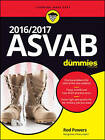 ASVAB For Dummies: 2016/2017 by Rod Powers (Paperback, 2016)