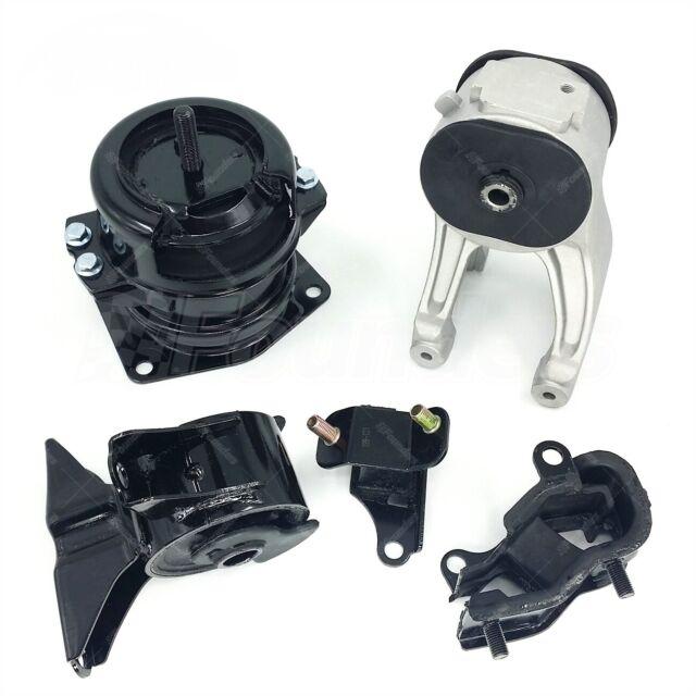 5pcSet fits Auto Honda Odyssey 1999 2000 01 02 03 2004 Engine 3.5L Motor Mounts
