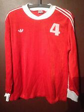 VINTAGE Maillot de football ADIDAS Ventex trikot shirt jersey base porté maglia