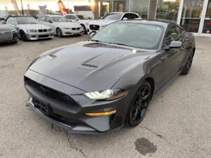 2019 Ford Mustang EcoBoost BACKUP CAMERA HEATED SEATS