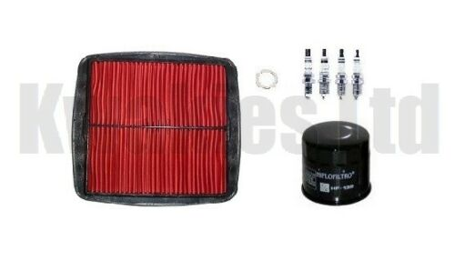 Suzuki GSF1200 Unfaired Bandit 1996-2000 Service Kit Filters Iridium Plugs