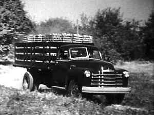CHEVROLET TRUCKS FILM COLLECTION 1930S-1950S FOUR FILMS  DVD702