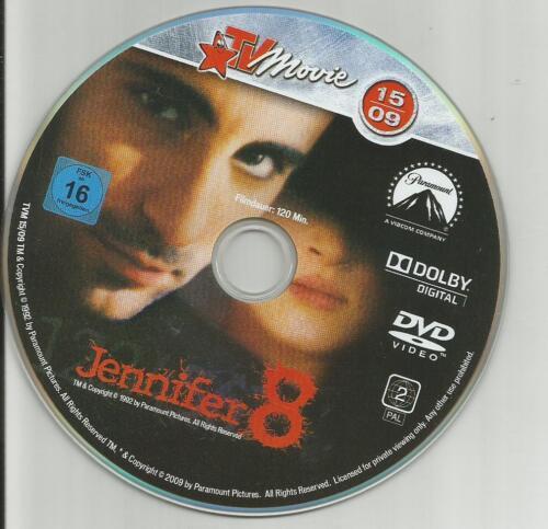 1 von 1 - Jennifer 8 / TV-Movie-Edition 15/09 / DVD-ohne Cover