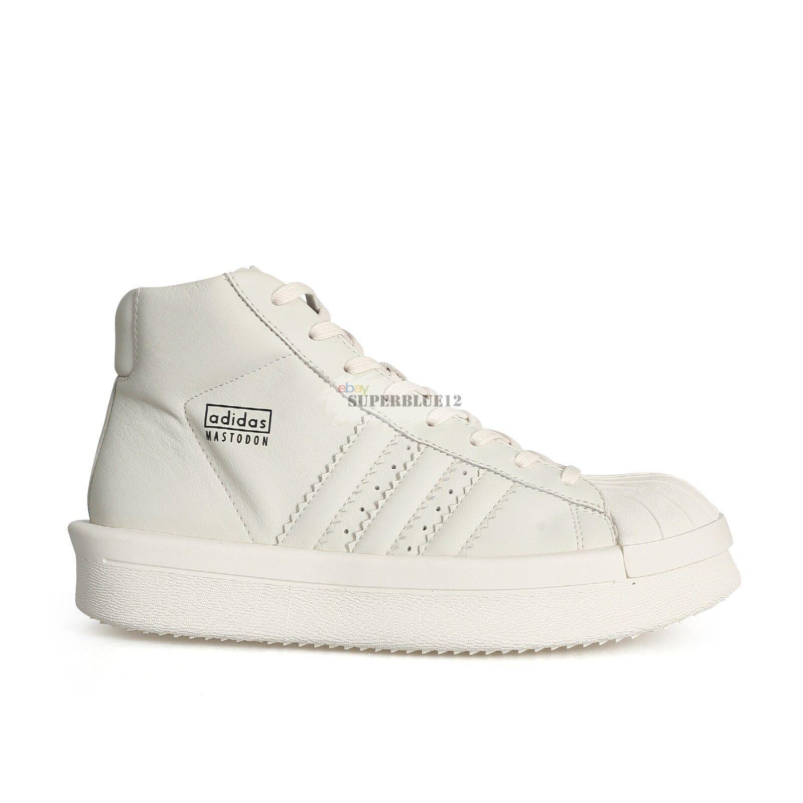pretty nice 85b2c 6ebbc Rick owens x adidas adidas x mastodonte (modello di latte