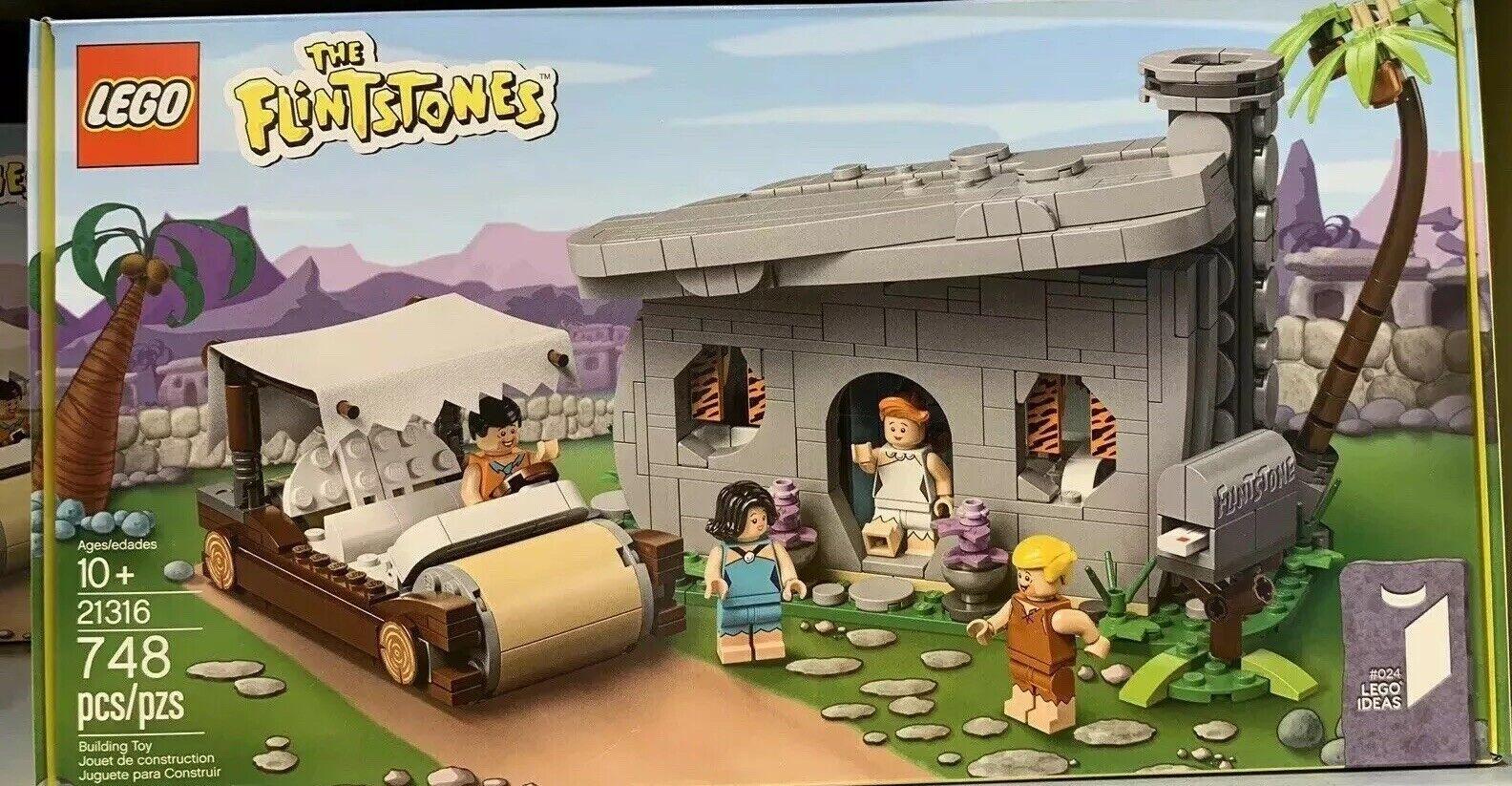 LEGO 21316 The Flinstones Ideas pcs New in Hand Free Free Free Shipping 78268b