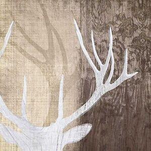 Tandi venter deer lodge ii keilrahmen bild leinwand - Hirsch bild leinwand ...