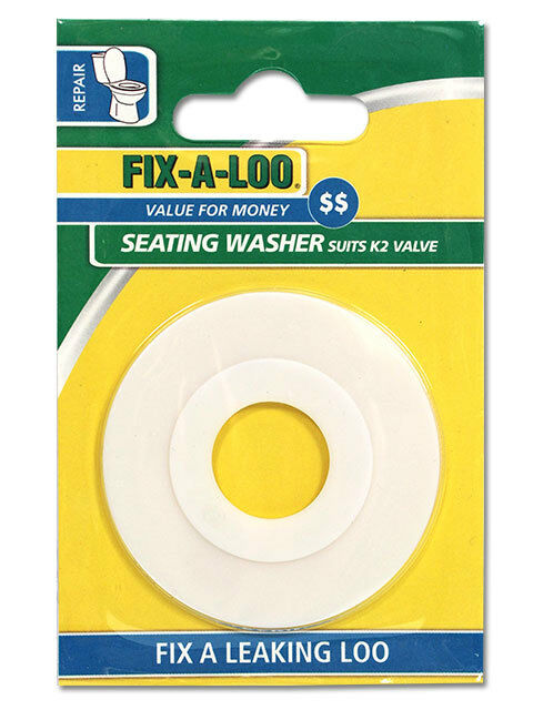 FIX-A-LOO Seating Washer Suits K2 Valve 226327