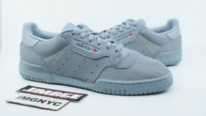 Details about ADIDAS YEEZY POWERPHASE CALABASAS NEW SIZE 11 GREY CG6422 KANYE WEST