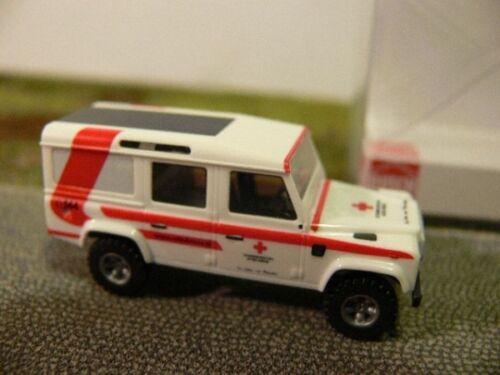 1//87 Busch Land Rover Defender ÖRK Österreichisches Rotes Kreuz 50325