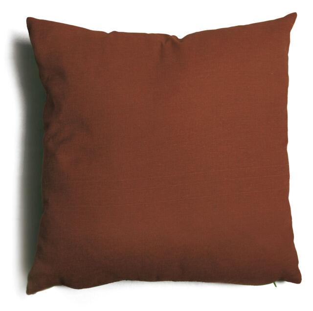 colore tortora Cuscino decorativo sfoderabile per esterni serie /'TULIPANO/'