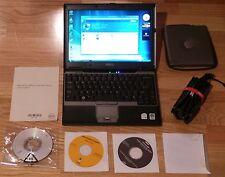 "Dell Latitude D430 Laptop 12.1"" 1.2GHz 2GB 120GB Multilingual Vista Refurbished"