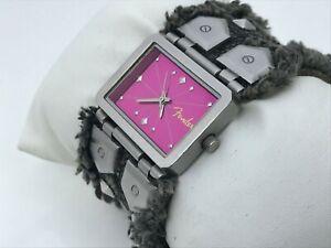 Fender-Women-Watch-Very-Unique-Analog-Wrist-Watch-Japan-Movt-Water-Resistant-30M