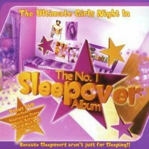 Various-Artists-No-1-Sleepover-Album-CD-2006