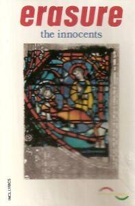 Erasure-The-Innocents-Import-Cassette-Tape