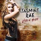 Listen Here by Jasmine Rae (CD, Feb-2011, ABC Pop)