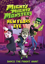 MIGHTY MIGHTY MONSTERS - NE...-MIGHTY MIGHTY MONSTERS - NEW FEAR`S EVE  DVD NEW