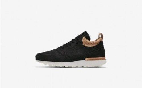 Hommes Nike Internationalist Mid Royal 904337 001 Noir/Marron Nike Lab Taille  Chaussures de sport pour hommes et femmes