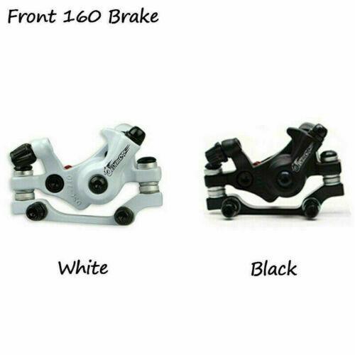 Details about  /MTB Bike Mechanical Disc Brake Caliper 160//180//203mm 6 Bolts Disc Brake Rotor