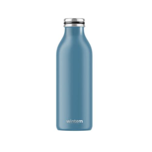 Bottiglia Termica di Design EGO Clima ermetica 2 Pareti in Acciaio Inox 500ml
